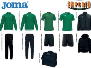 KIT JOMA CAMPUS III 2020