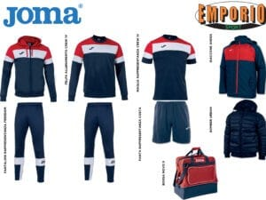 KIT JOMA CREW IV 2020
