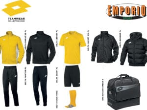 KIT LOTTO 2020 GIALLO