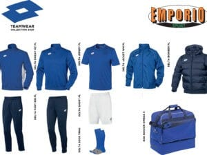 KIT LOTTO 2020 ROYAL