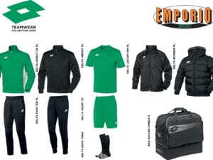 KIT LOTTO 2020 VERDE