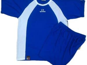 SPORTIKA 2735M.17 SET CALCIO CAPE PRO MC ROYAL BIANCO